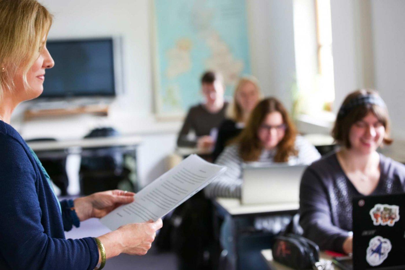 Ausbildung zum Fremdsprachenkorrespondent (m/w/d)