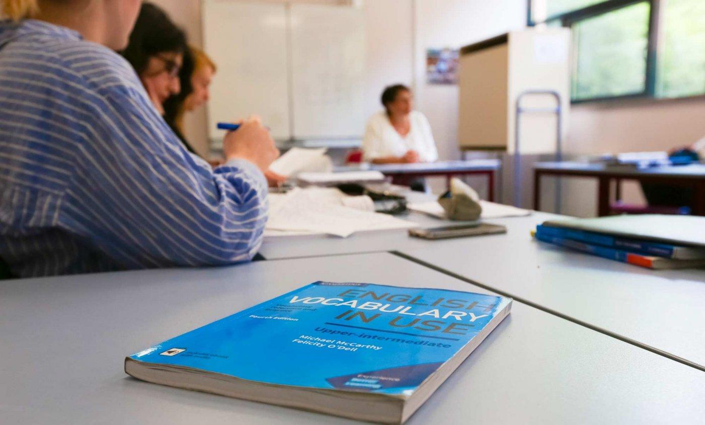 Sprachkurse zum Sprachen lernen