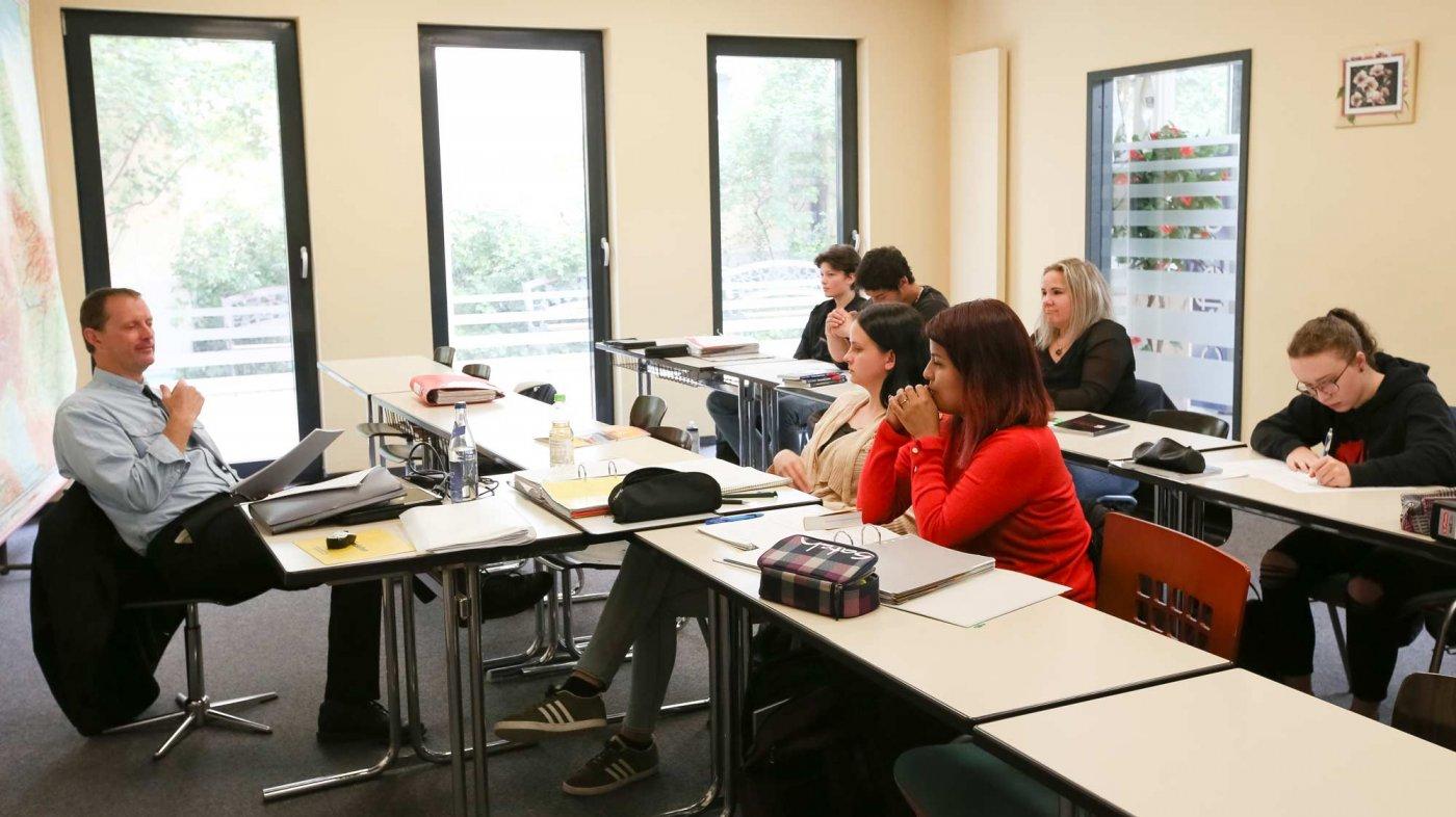 Berufsausbildung mit Fremdsprachen